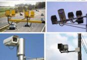 Варианты защиты от камер видеофиксации скоростного режима