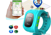 Детские часы с GPS и прослушкой