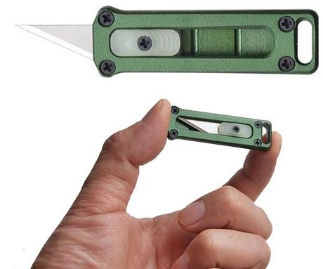 Миниатюрный карманный телескопический нож Mini EDC Image