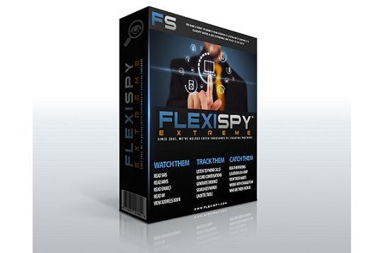 FlexiSpy - лучшая шпионская программа для телефонов Image